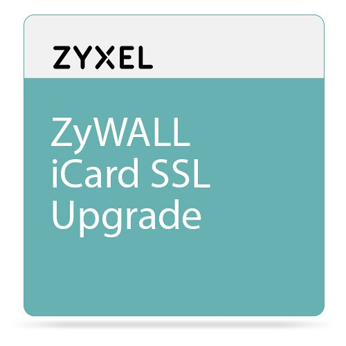 Zyxel iCard SSL for ZyWALL USG 100 - upgrade license
