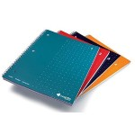 NOTEBOOK  SINGLE SUBJECT 4PK