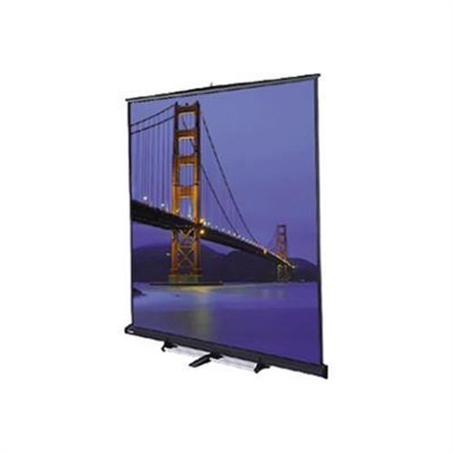 Da Lite Da-Lite Floor Model C Square Format - projection screen - 204 in ( 518 cm )