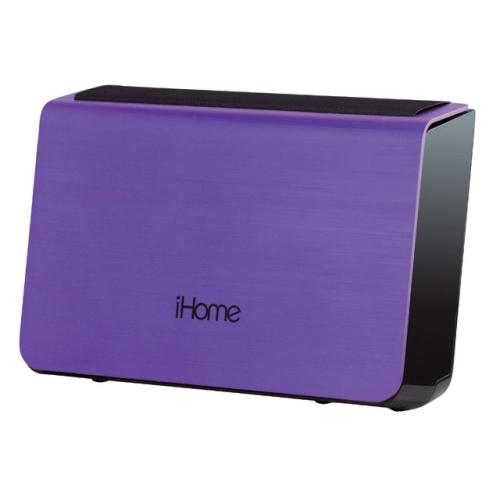 iHome iH24UC Portable Alarm Clock for iPod with Fashion Cover