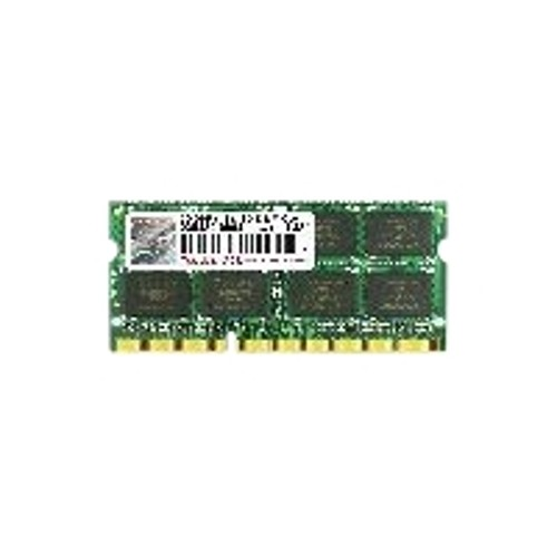 Transcend JetRAM memory - 2 GB - SO DIMM 204-pin - DDR3
