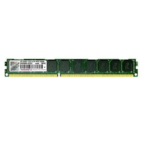 Transcend memory - 4 GB - DIMM 240-pin - DDR3
