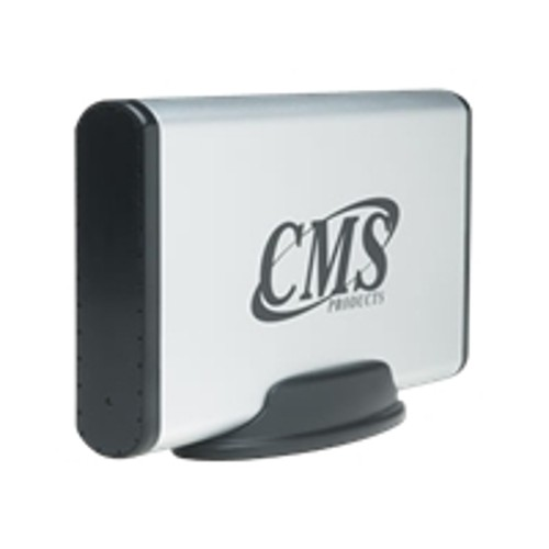 CMS Products Automatic Backup System Plus External Desktop Backup and Recovery Drive - hard drive - 2 TB - USB 2.0 / eSATA-300