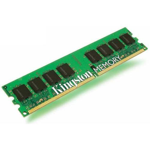 Kingston 8GB (2X4GB) 1600MHz DDR3 SDRAM DIMM 240-pin Non-ECC Memory Module