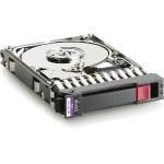 "Hewlett Packard Enterprise Dual Port Enterprise - Hard drive - 300 GB - internal - 2.5"" SFF - SAS - 10000 rpm 507284-001"