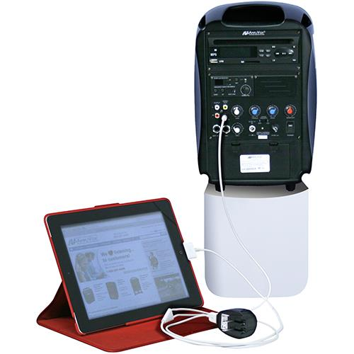 AmpliVox Sound Systems SW720 - iPad, iPhone, iPod Wireless PA System