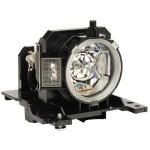 Projector lamp - for  ED-X30, X31, X32, X33; CP-X200, X205, X206, X301, X306, X308, X401, X417, X450