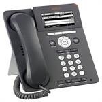 one-X Deskphone Edition 9620 IP Telephone - VoIP phone - H.323, SIP - charcoal gray