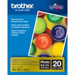 "Brother High Gloss Inkjet Paper (20 sheets) 8 1/2"" x 11"" BP71GLTR"