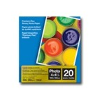 "High Gloss Inkjet Paper (20 sheets) 4"" x 6"""