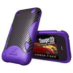 Xgearlive Touge Special Edition Case for iPhone 3G/3GS - Purple IP3-CBF32-PE