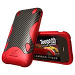 Touge Special Edition Case for iPhone 3G/3GS - Red