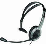 Panasonic HANDS FREE CONVERTIBLE HEADSET WITH NOISE CANCELLING MICROPHONE KX-TCA430