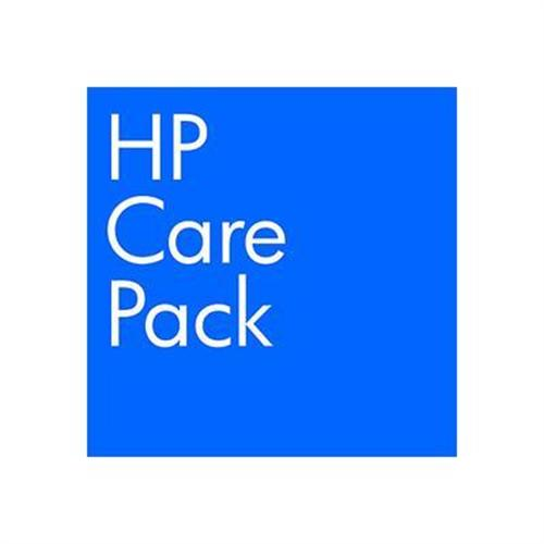 HP Electronic Care Pack House Call - extended service agreement - 4 years - on-site