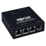 TrippLite 3-Port IP Serial Console/Terminal Server Built-in Modem for Out-of-Band Access B095-003-1E-M