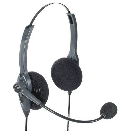 VXI Corporation BINAURAL TELEPHONE HEADSET WB