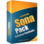 SonaPack Business Continuity Suite for Microsoft Exchange up to 25 Mboxes with 1 Year Maintenance and Support - ESD