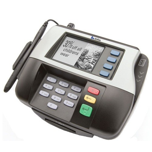 Verifone ENCRYPTION AND APP LOAD