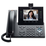 Cisco Unified IP Phone 9951 Standard - IP video phone - SIP - charcoal gray CP-9951-C-CAM-K9