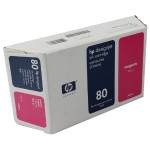 80 350ml Magenta Ink Cartridge