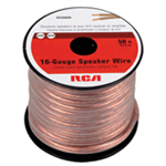 50FT 16 GAUGE SPEAKER WIRE