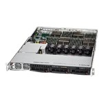 "Supermicro A+ Server 1042G-TF - Server - rack-mountable - 1U - 4-way - RAM 0 MB - SATA - hot-swap 3.5"" - no HDD - MGA G200 - GigE - monitor: none"
