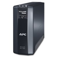 APC Back-UPS Pro 8-outlet Uninterruptible Power Supply (UPS) BR1000G