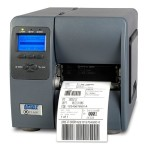 M-Class Mark II M-4210 - Label printer - thermal paper - Roll (4.65 in) - 203 dpi - up to 600 inch/min - parallel, USB, LAN, serial - tear bar