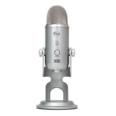 Buy microphones & headsets for imac - Blue Microphones Yeti USB Microphone - Silver Edition