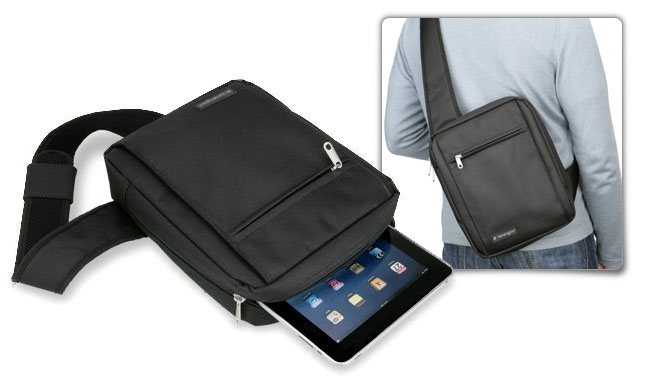 MacMall | Kensington Sling Bag for new Apple iPad (3rd generation ...