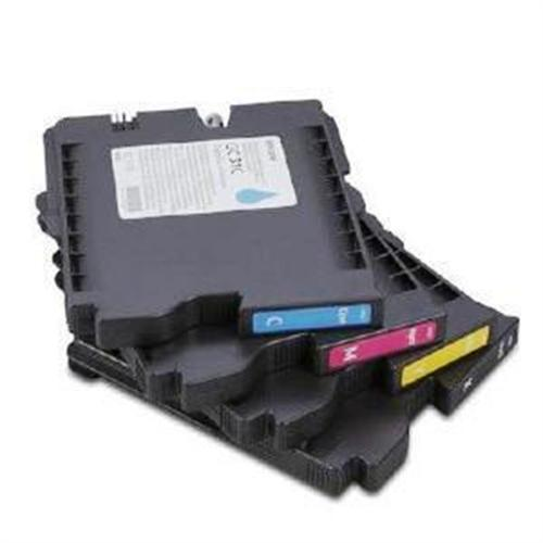 Ricoh High Yield - magenta - original - ink cartridge