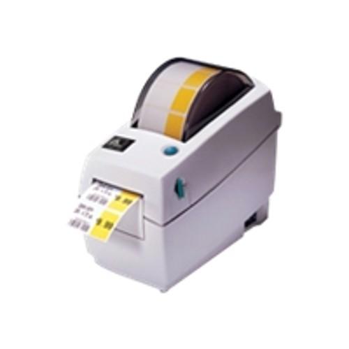 PCM | Zebra Tech, LP 2824 Plus - Label printer - thermal paper - Roll (2 35  in) - 203 dpi - up to 240 9 inch/min - parallel, USB, LAN, serial,
