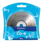 10 x CD-R - 700 MB (80min) 52x - blister - for P/N: 93804