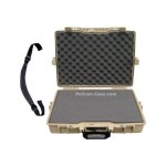 "1495 Case - Notebook carrying case - 17"" - desert tan"