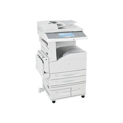 LexmarkX864dhe 3 - multifunction printer ( B/W ) - with 2/3 Hole Booklet Finisher(19Z4072)