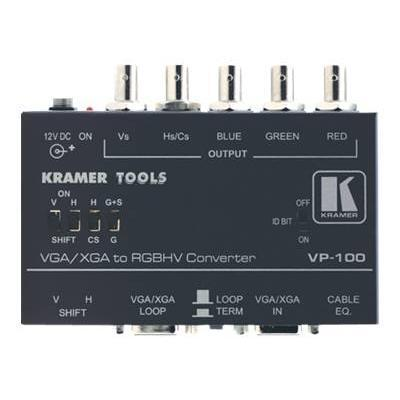 Kramer Electronics USA VP 100 video converter (VP-100)