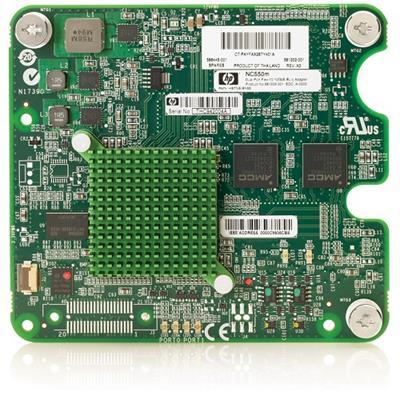 HPNC550m 10Gb 2-port PCIe x8 Flex-10 Ethernet Adapter(581204-B21)