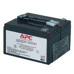 Replacement Battery Cartridge #9 - UPS battery lead acid - black - for P/N: SU700RM, SU700RMNET