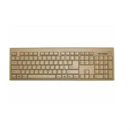 Keytronic USB Compact Keyboard Beige PC