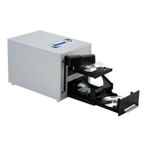 VinpowerDigital The Cube LightScribe CD DVD Robotic Duplicator - 1 Target 25 Disc Capacity - DVD±RW (±R DL) drive