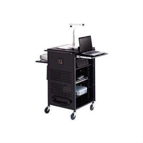 Bretford Manufacturing Antimicrobial Products Solutions PAL Multimedia Presentation Cart TCP23-BPMBT - cart
