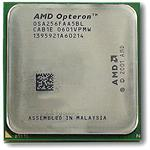 AMD Opteron 6136 - 2.4 GHz - 8-core - for ProLiant DL385 G7, DL385 G7 Base, DL385 G7 Entry, DL385 G7 Performance