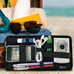 GRID-IT! Organizer CPG5 - Internal accessory holder - black - for Apple iPhone 3G, 3GS, 4; iPod (4G, 5G); iPod classic; iPod mini; iPod nano; iPod touch
