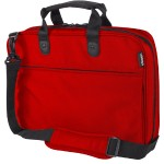 "CPS380 Laptop Portfolio Case - Holds up to a 16"" inch laptop and features GRID-IT! organization system - Red"