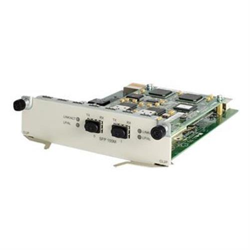 HP expansion module - 2 ports