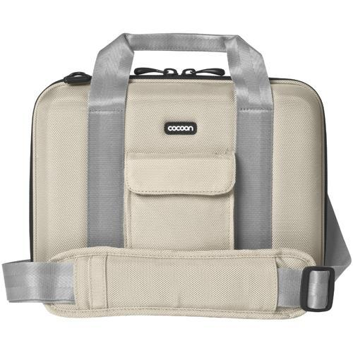 "Cocoon Netbook Case with Grid-It! Organizer…accommodates up to 10.2"" Netbook - Stone Beige"