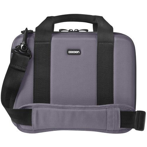 "Cocoon Netbook Case with Grid-It! Organizer…accommodates up to 10.2"" Netbook - Gun Gray"