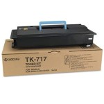 TK 717 - Black - original - toner cartridge - for KM 3050, 4050, 5050
