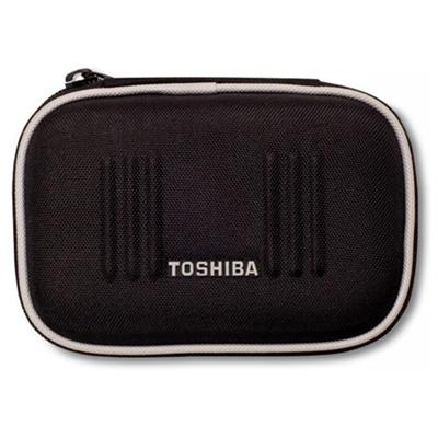 Toshiba Portable Hard Drive Carrying Case - Black (PA1475U-1CHD)