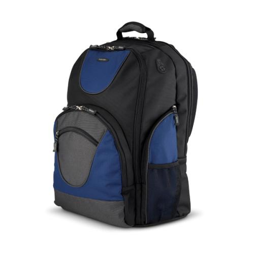 "Toshiba 16"" Extreme Backpack - Black & Blue"